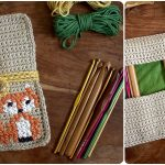 Crocheter Hook Case Pocket
