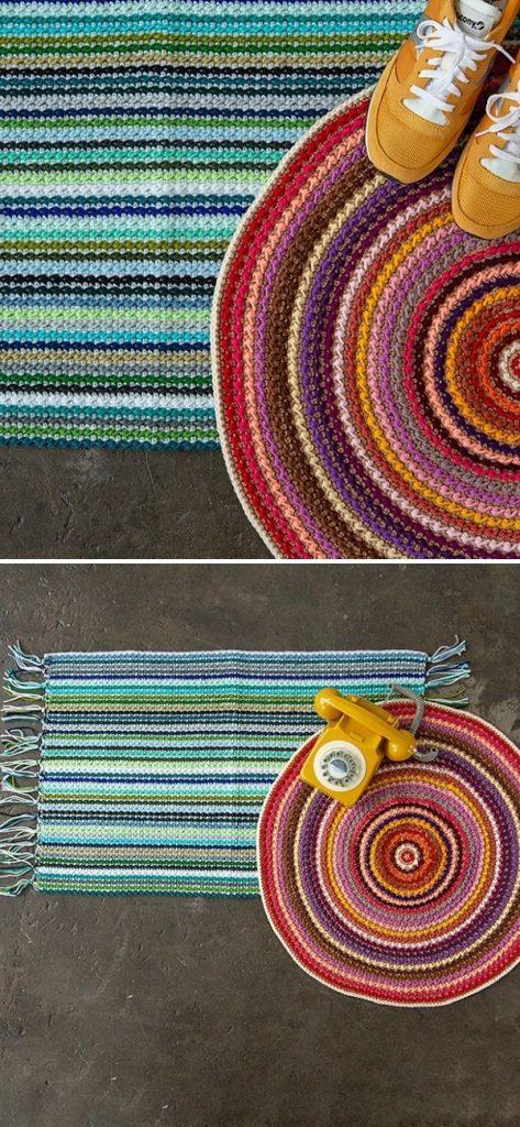 Clean Sweep Rug
