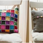 Hen's Cushion [ Pattern Free]