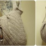 Boho Bag Crochet [free pattern]