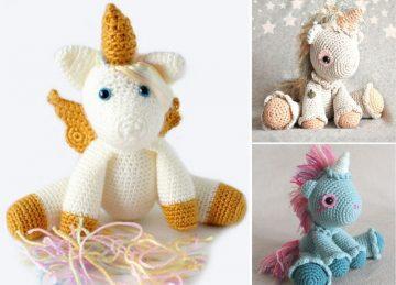 Unicorn Amigurumi Free Pattern Free Crochet Pattern