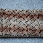 Sand Dunes Baby Knit blanket – Free Pattern