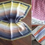 Sweet Lace Crochet Blankets