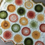 Circle of Friends Lap Blanket  Crochet Pattern Free