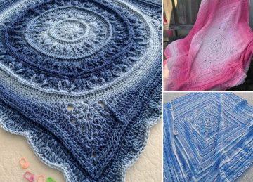 Atlanticus CAL Crochet Blanket Ideas