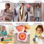 12 Easy Crochet Free Patterns