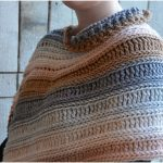 Coffee Shop Crochet Wrap