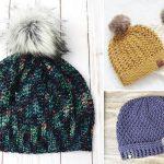 Lovely Crochet Beanies for Beginners