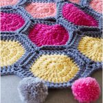 All That Chic Crochet Throw