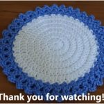 How to Crochet Teapot Coaster