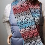 Felicity Crochet Scarf