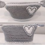 How to Easy Crochet Purse with Zipper