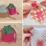 How to Easy Crochet the Granny Bag