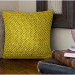 Jasmine Crochet Stitch Cushion