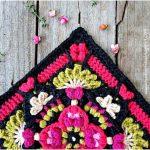 My African Valentino Free Crochet