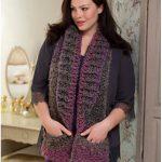 Pocket Shawl Crochet Wrap NO LONGER AVAILABLE