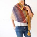 The Adirondack Crochet Wrap