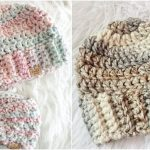 The Jeanie Crochet Hat