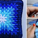 The Pillow Covering Crochet Tutorial