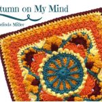 Autumn on My Mind Crochet Square