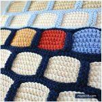 Brick Crochet Stitch [FREE]