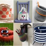 Crochet Containersor Baskets to Store