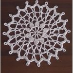 Easy Doily Tutorial for Crochet Beginners