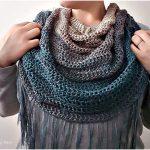 Charlottetown Crochet Cowl