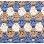 How To Crochet The Granny Stripe Stitch