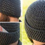 Head Warmer Beanie Crochet