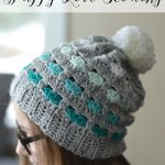 How to Crochet a Puppy Love Slouchy