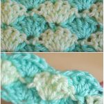 How to crochet Easy Shell Stitch