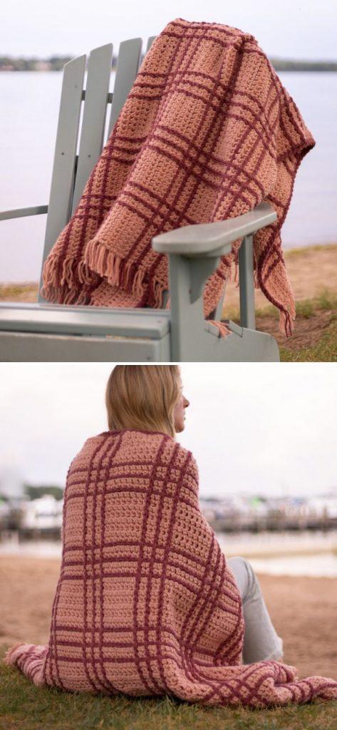 Heritage Plaid Blanket