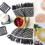 Amazing Crochet Coasters Ideas