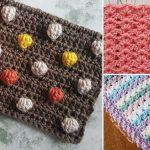 Iris Stitch Crochet Tutorial with Free Pattern