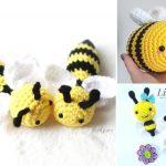 Lovely Bee Amigurumi
