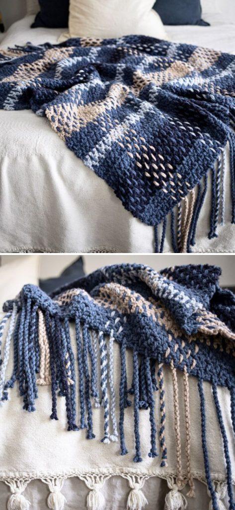 Wildwood Plaid Blanket