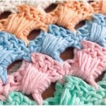 How to Crochet Quilted Stitch Free Tutorial