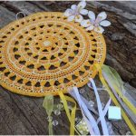 My Little Sunshine Magic Crochet Catcher with Free Pattern