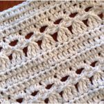 How to crochet Easy Pensy Stitch