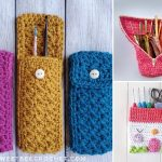 House of Hook Crochet Pouch Ideas