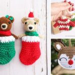 The Best Christmas Crochet Ornaments