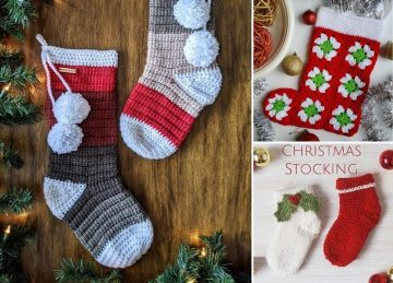 Fun Christmas Stockings