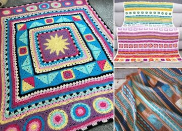 Stunning And Colorful Textured CALs