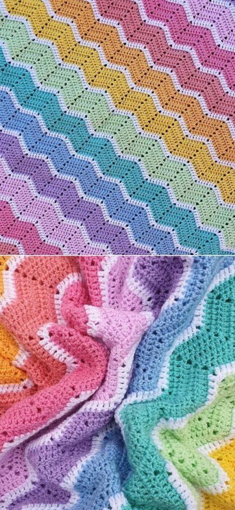 Clara Ripple Blanket