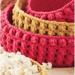 Christmas Crochet Crunch with Free Pattern