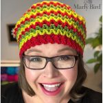 Cold Outside Winter Crochet Hat with Free Pattern
