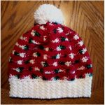 7 Sizes Waves Slouchy Crochet Hat with Free Pattern