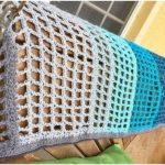 Spirit Rectangular Crochet Wrap with Free Pattern