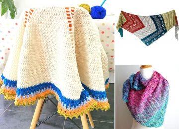 Elegant And Timeless Crochet Wraps
